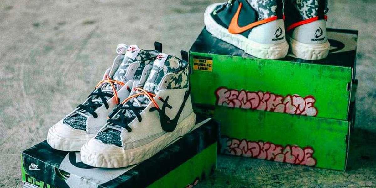 Where To Buy READYMADE x Nike Blazer Mid CZ3589-001/CZ3589-100 Shoes?