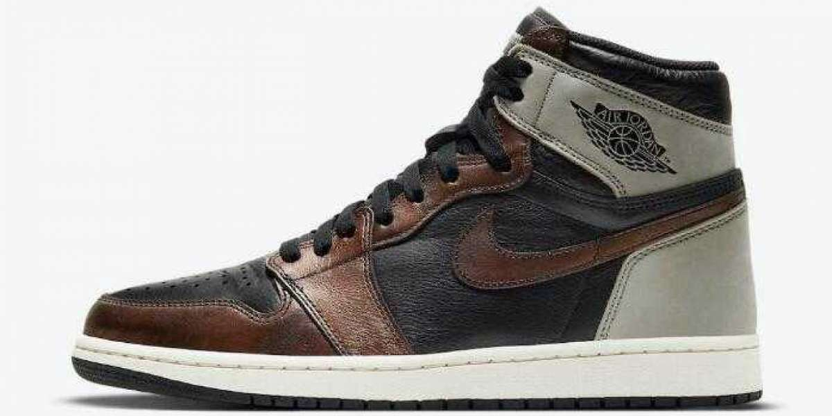 Air Jordan 1 High OG Patina 555088-033 to Arrive on March 13, 2021