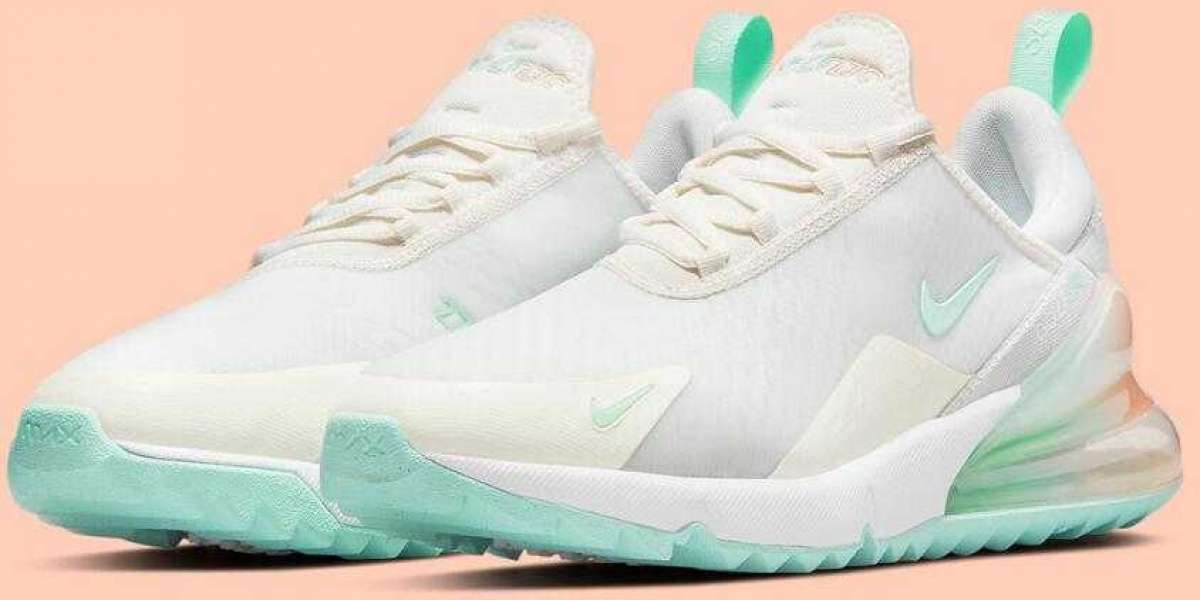 New Released Air Max 270 Golf Shoe for Floridian Summer