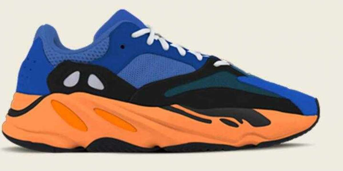 The New Colorways Yeezy BOOST 700 'Bright Blue' is Available Now