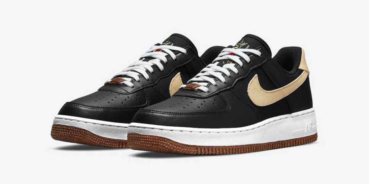 Three new Nike Air Force 1 are highly recommended! CZ0338-001/DJ5998-001/CU8591-601