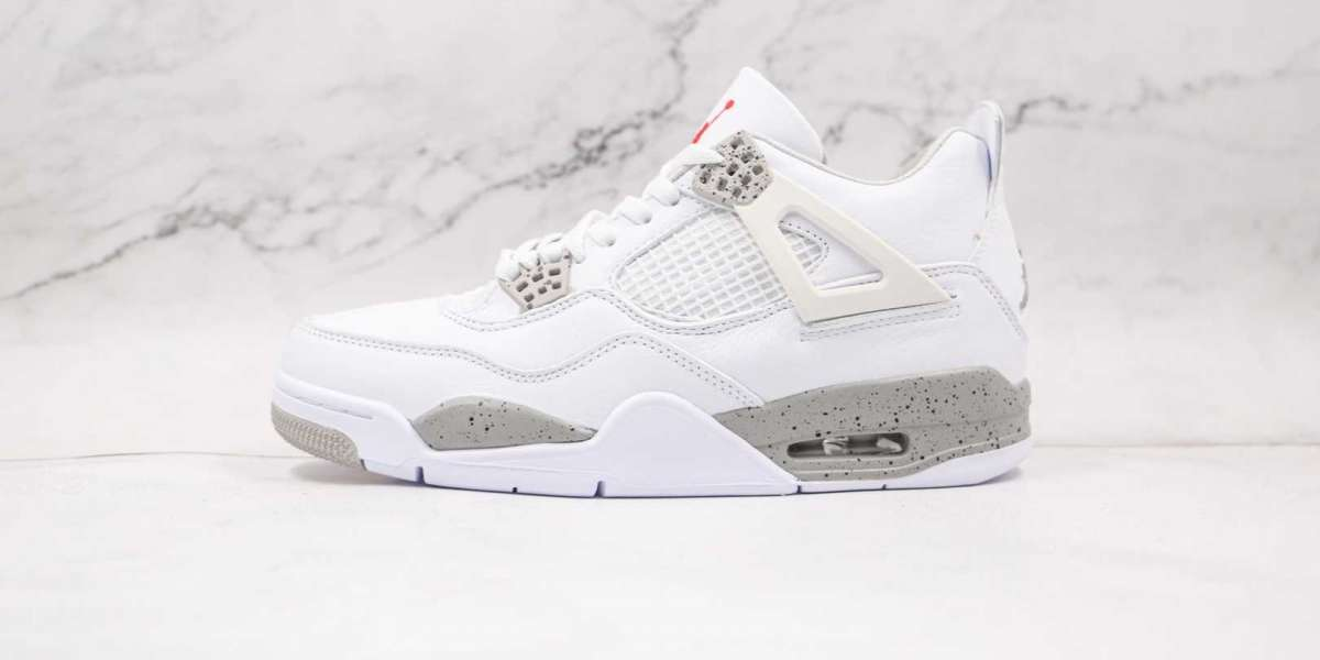 "Where to buy Air Jordan 4 ""White Oreo"" CT8527-100 shoes?"