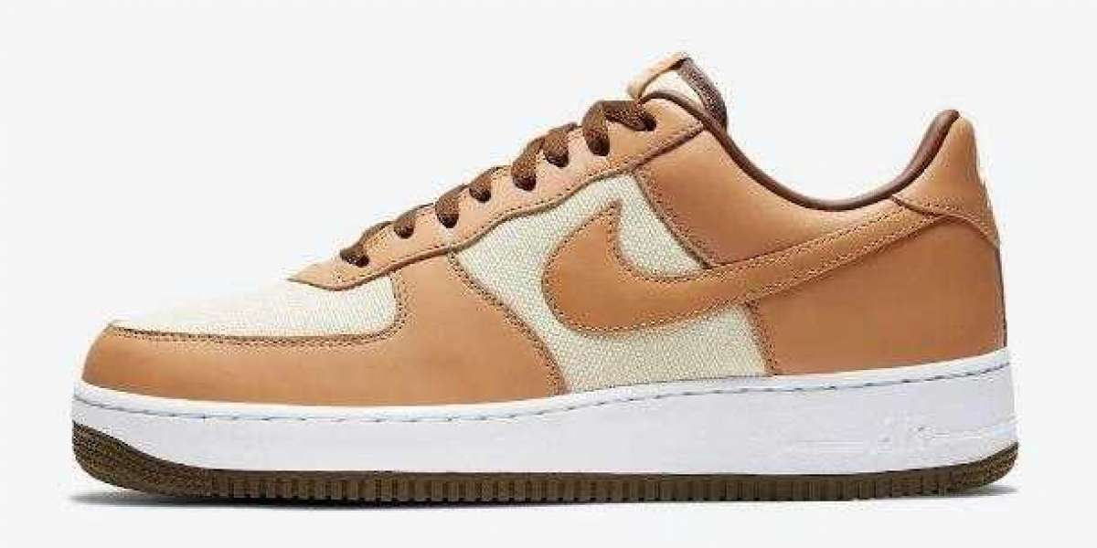 DJ6395-100 Nike Air Force 1 Low Acorn to Drop on June 29th, 2020