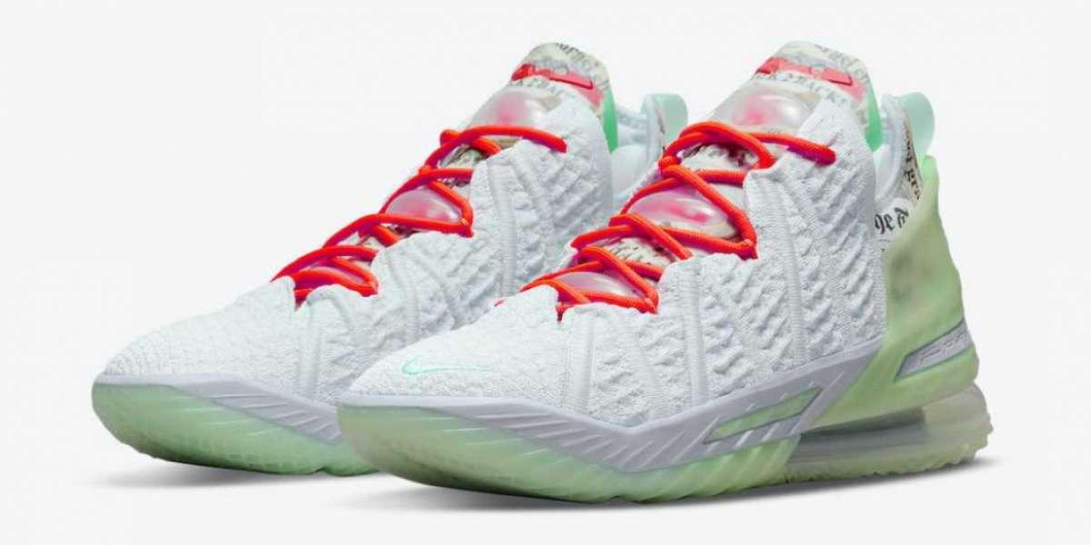 "Brand New 2021 Diana Taurasi x Nike LeBron 18 ""Goat"" Basketball Shoes"