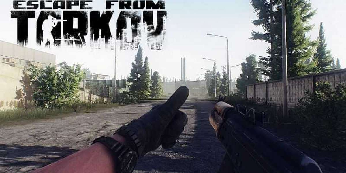 We have been around in Escape From Tarkov when you consider that 2017