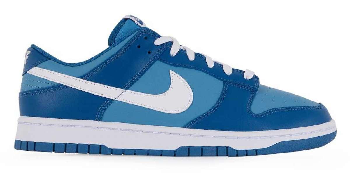 "Most Eye-Catching Nike Dunk Low ""Dark Marina Blue"" DJ6188-400"