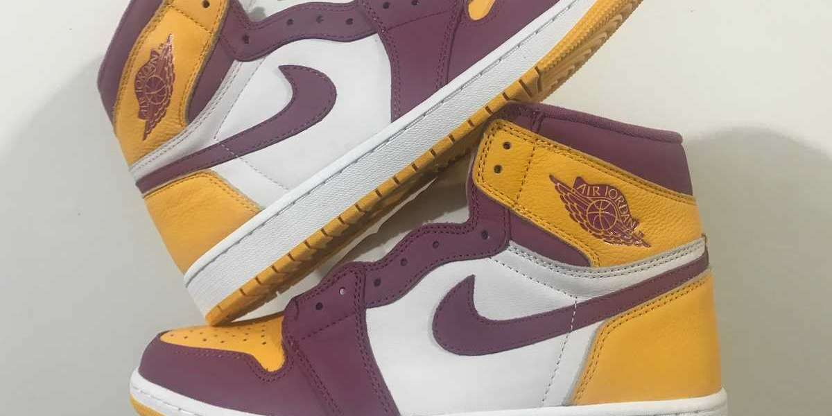 """Latest 2022 Air Jordan 1 High OG """"Brotherhood"""" Basketball Shoes"""