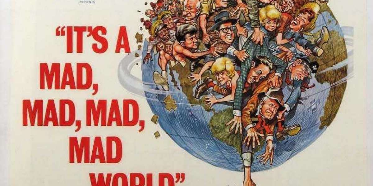 2k It's A Mad Mad Mad Mad World In Utorrent Film Watch Online Blu-ray English